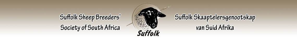 Suffolk Sheep Breeders' Society of SA History